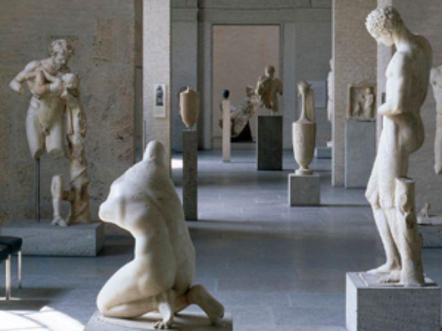 Glyptothek München, Foto: Staatliche Antikensammlungen / Renate Kühling