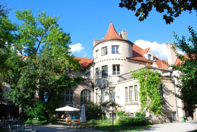 Seidlvilla Bürgerhaus Schwabing, Foto: Michael Neißendorfer
