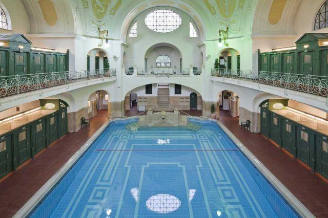 Schwimmen lernen in München, Foto: SWM