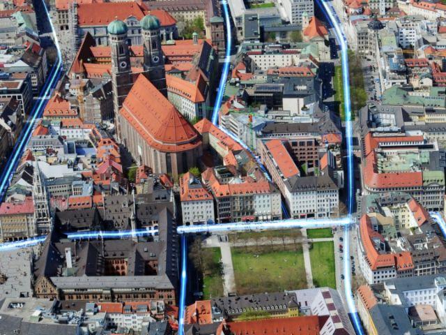 M-net Ausbau, Foto: M-net