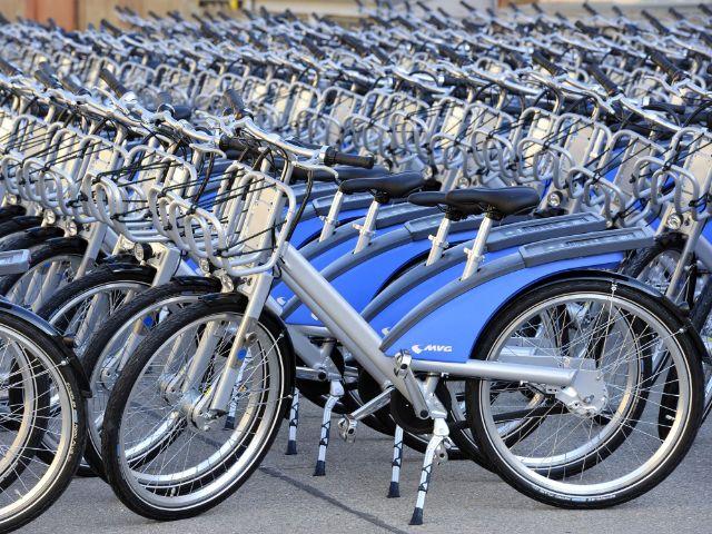 Die Räder von MVG Rad, Foto: SWM/MVG