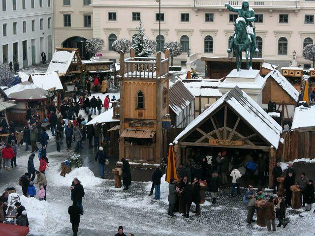 Mittelaltermarkt am Wittelsbacherplatz: Alle Infos