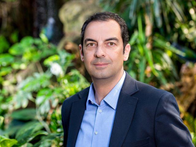 Rasem Baban - Direktor und Vorstand (CEO) des Tierparks Hellabrunn, Foto: Tierpark Hellabrunn / Marc Müller