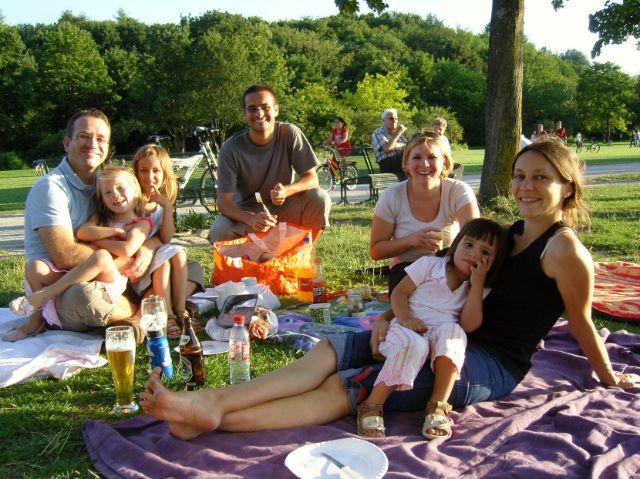 Sommer im Westpark, Foto: Constanze Groebmair