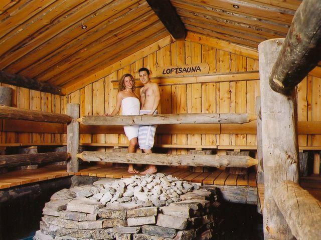 Saunalandschaft Michaelibad, Foto: SWM/Kerstin Groh
