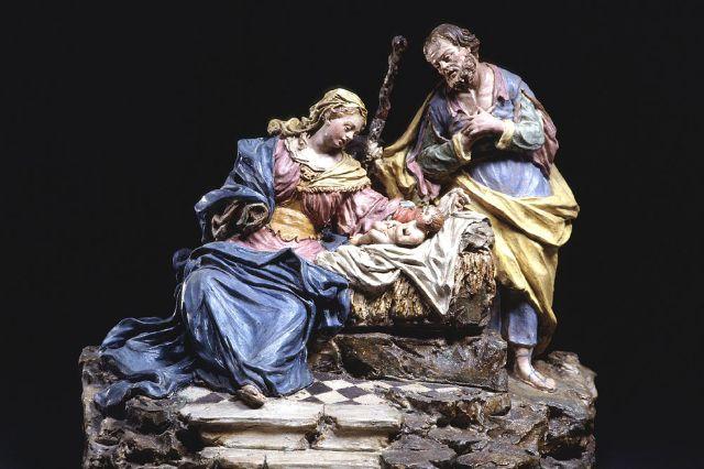 Krippensammlung15-1000, Foto: Bayerisches Nationalmuseum