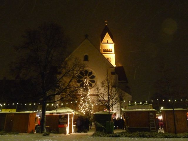 Pasinger Weihnachtsmarkt, Foto: Pasinger Weihnachtsmarkt