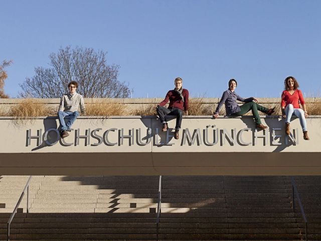 Allgemeine Informationen, Foto: Hochschule München