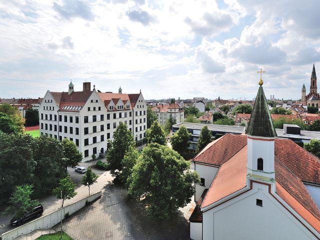 Geschichte, Foto: Katholische Stiftungshochschule München