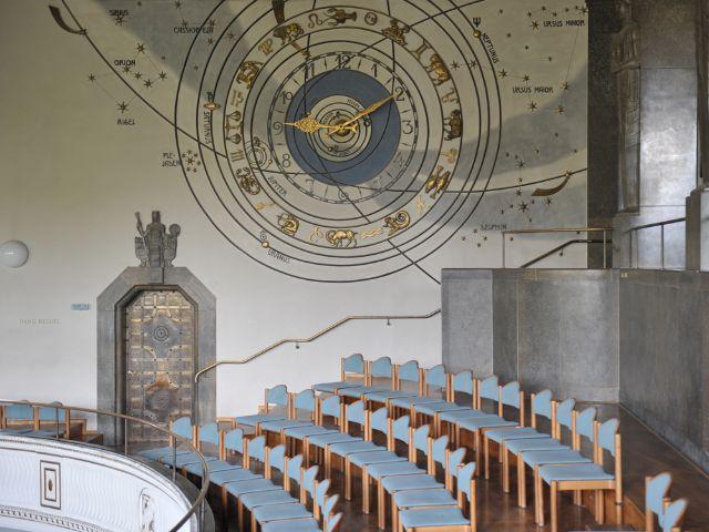 Die Große Aula der Ludwig-Maximilians-Universität München, Foto: Ludwig-Maximilians-Universität München
