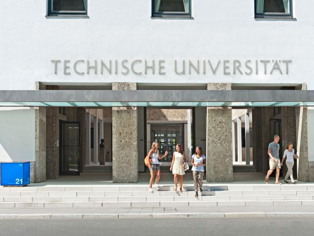 TU München, Foto: Benz/TUM