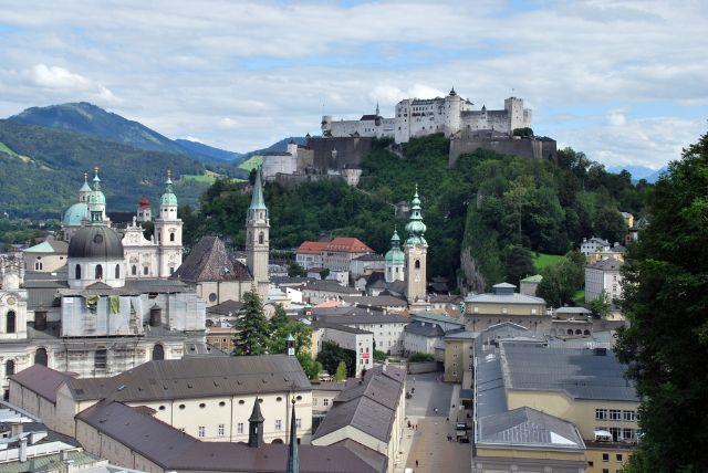 City of Salzburg/Austria