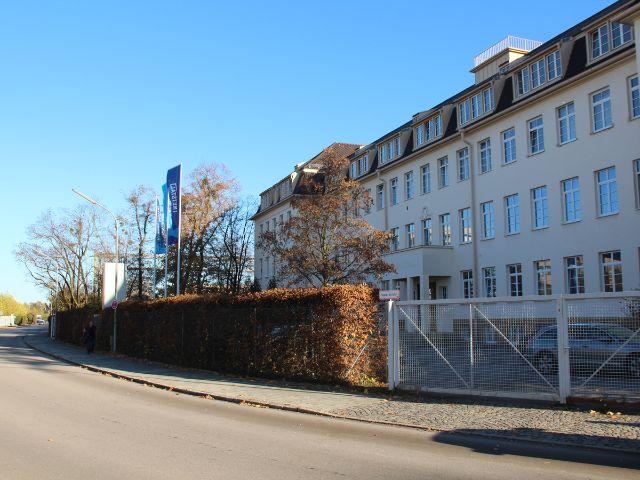 Hauptgebäude Krauss-Maffei, Foto: Christian Brunner