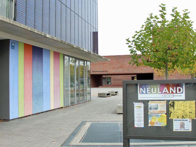Freizeitstätte Neuland, Foto: Christian Brunner