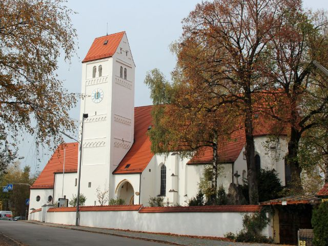 Kirche St. Quirin in Aubing, Foto: Christian Brunner