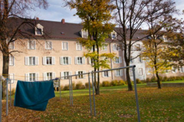 Wohngegend in München Berg am Laim, Foto: Katy Spichal