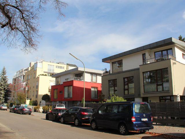 Moderne Häuser in Freimann, Foto: Christian Brunner