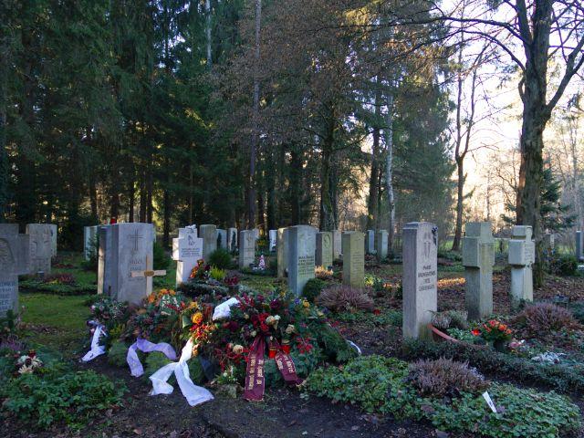 Waldfriedhof Fürstenried, Foto: Katy Spichal