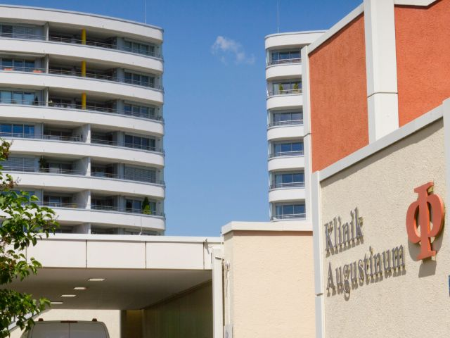 Klinikum Augustinum in München Hadern, Foto: Katy Spichal