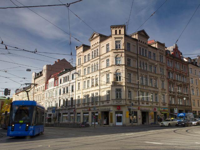 Max-Weber-Platz, Foto: Katy Spichal