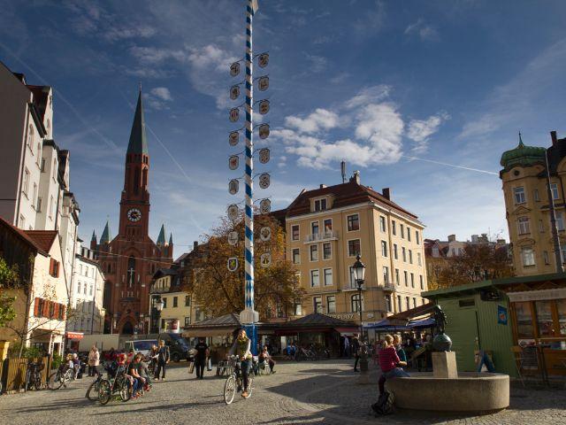 Wiener Platz, Foto: Katy Spichal