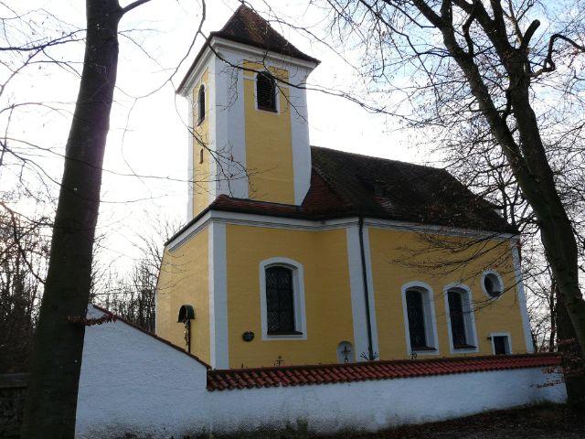 Dorfkirsche St.Anna von Harlaching, Foto: Christian Brunner