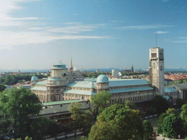 Deutsches Museum München, Foto: Deutsches Museum