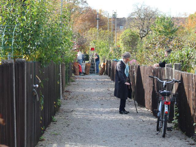 Kleingartenanlage in Laim, Foto: Christian Brunner