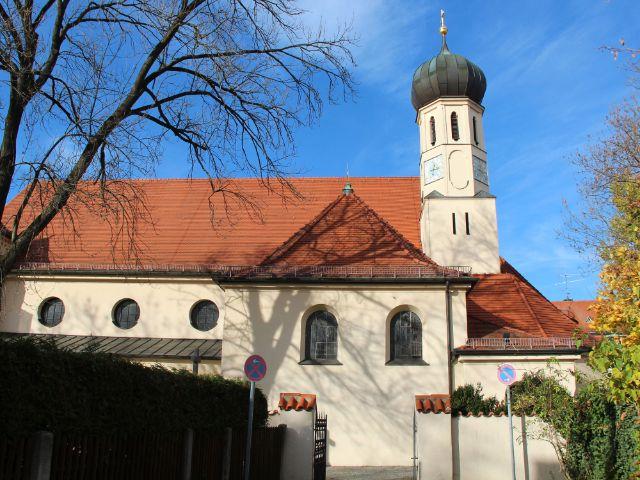 St.Ulrich in München Laim, Foto: Christian Brunner