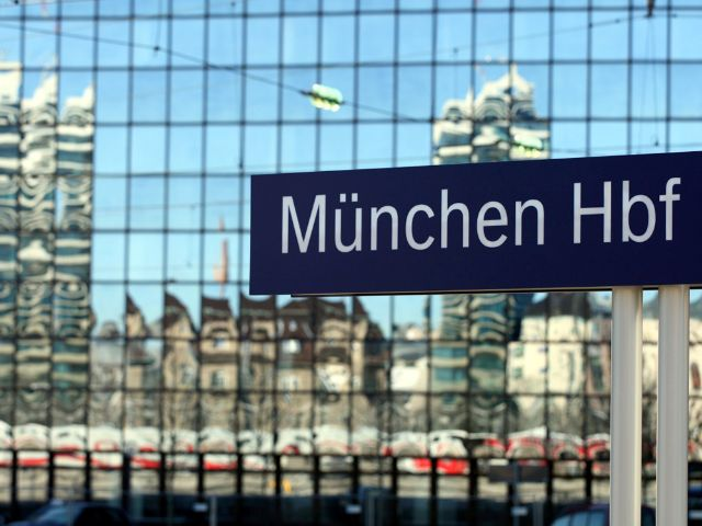 Hauptbahnhof München, Foto: Deutsche Bahn AG