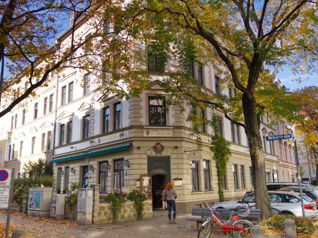 Wohngegend in München Neuhausen, Foto: Katy Spichal