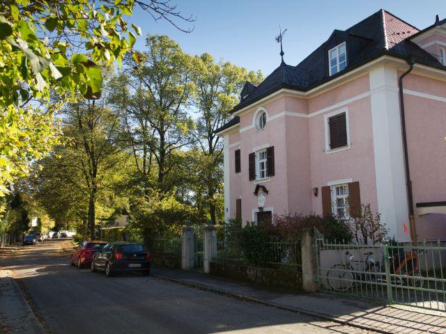 Stadtteilspaziergang Nymphenburg, Foto: Katy Spichal
