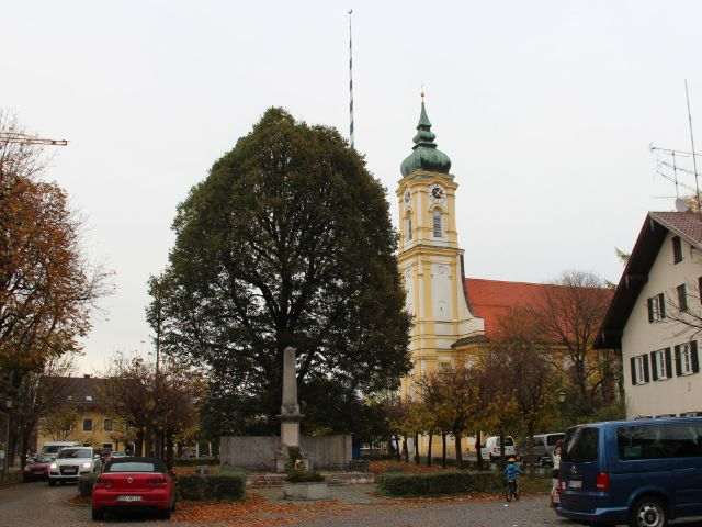 Kirche St. Michael am Pfanzeltplatz, Foto: Christian Brunner