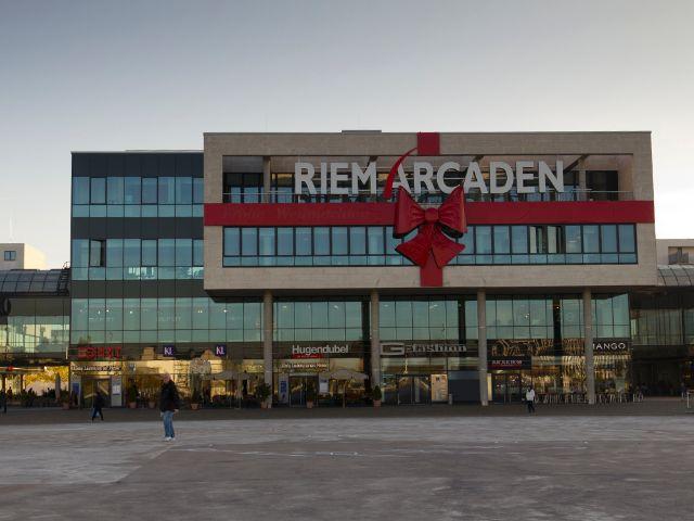 Die Riem Arcaden München, Foto: Katy Spichal
