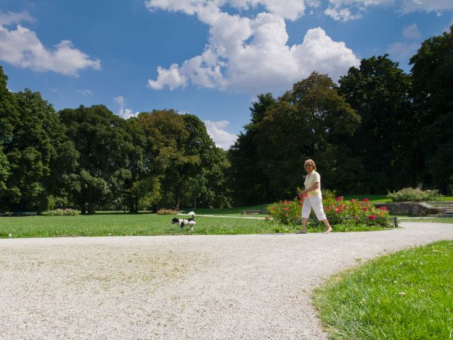Luitpoldpark, Foto: Katy Spichal