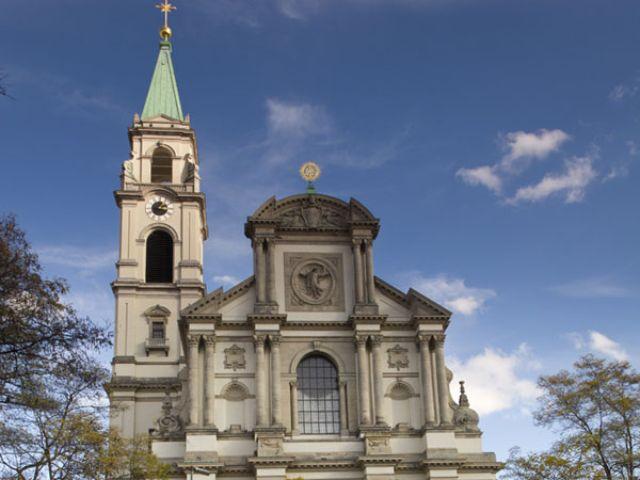 Die Kirche St. Margaret in München-Sendling., Foto: Katy Spichal