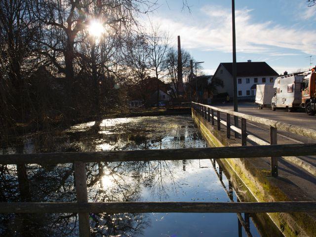 Dorfweiher in München Solln, Foto: Katy Spichal