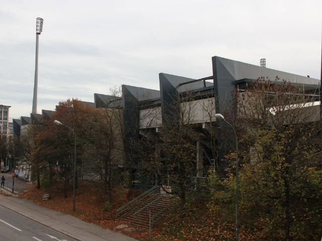 Grünwalder Stadion, Foto: Christian Brunner