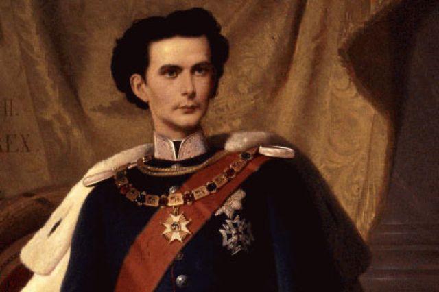 Ludwig II Portrait, Foto: Tourismusamt München