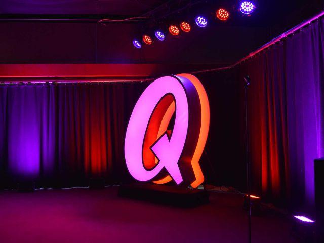 Bühne des Quatsch Comedy Clubs, Foto: Quatsch Comedy Club