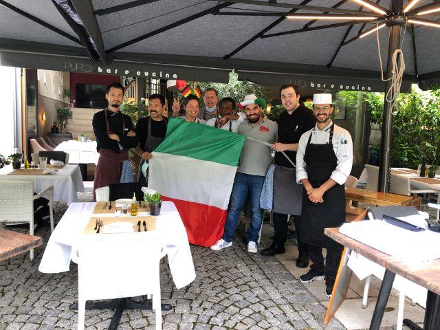 Puro Bar e Cucina in Neuhausen, Foto: Julie Teicke