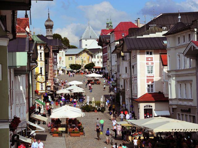 Marktstraße in Bad Tölz, Foto: Tölzer Land Tourismus
