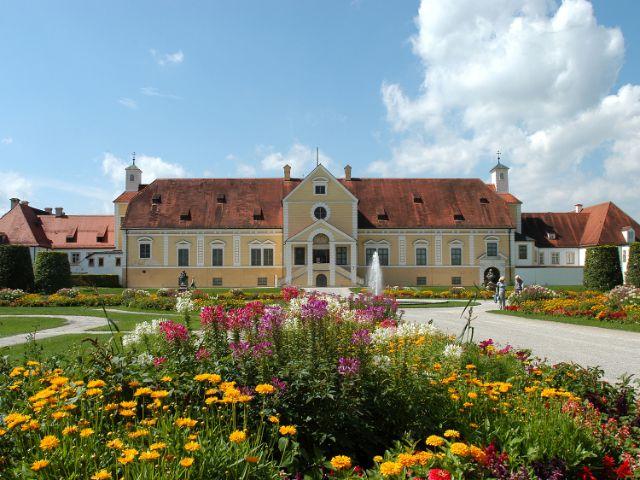 Altes Schloss Schleißheim, Foto: Landratsamt München