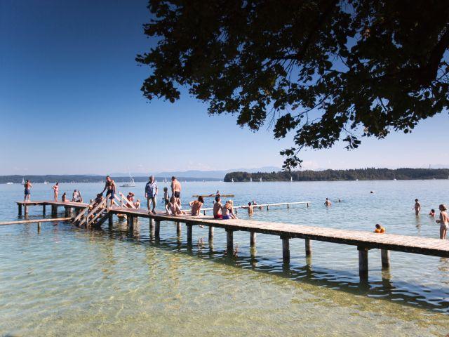 Tutzing am Starnberger See, Foto: Tourismusverband Starnberger Fünf-Seen-Land