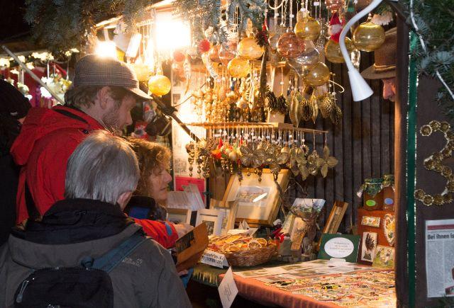 Blutenburger Weihnachtsmarkt, Foto: Lukas Fleischmann