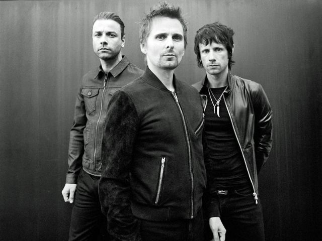 Die Band Muse, Foto: Danny Clinch