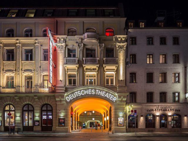 Deutsches Theater , Foto: Robert Götzfried