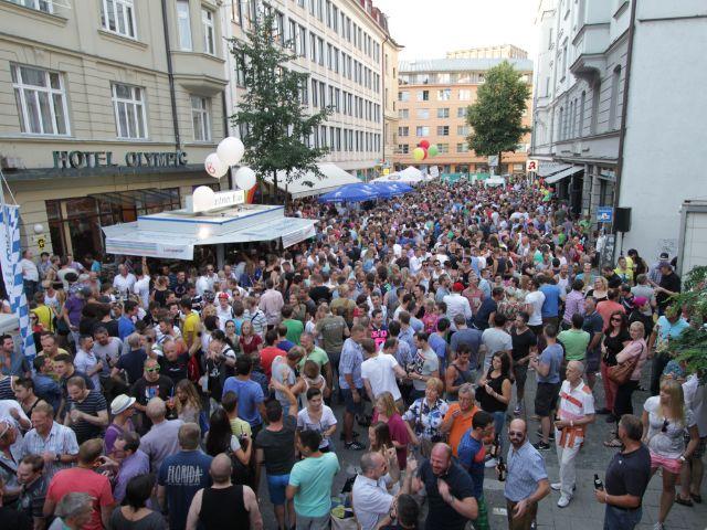 Hans-Sachs-Straßenfest, Foto: Erwin Harbeck