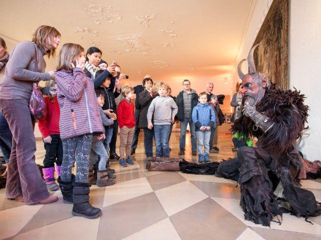 Keine Angst vorm Krampus im Alten Rathaus, Foto: muenchen.de / Mónica Garduño