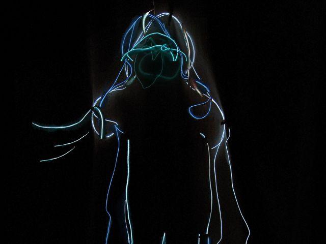 Michaela Melián: Electric Ladyland, Foto: Michaela Melián, VG Bild-Kunst, Bonn 2016